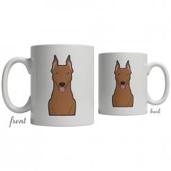 German Pinscher Coffee Mug