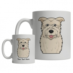 Glen of Imaal Terrier Cartoon Mug