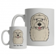 Goldendoodle Cartoon Mug