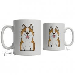 Icelandic Sheepdog Coffee Mug