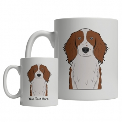 Irish Setter Cartoon Mug