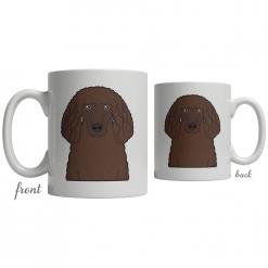 Irish Water Spaniel Coffee Mug