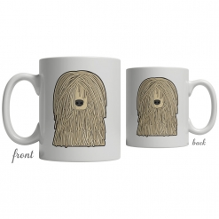Komondor Coffee Mug