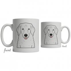 Kuvasz Coffee Mug