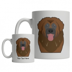 Leonberger Cartoon Mug
