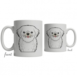 Lhasa Apso Coffee Mug