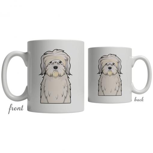 Lowchen Coffee Mug