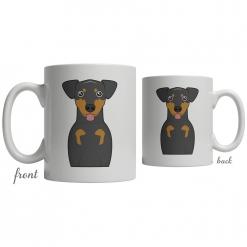 Manchester Terrier Coffee Mug