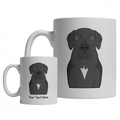 Mastador Cartoon Mug
