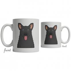 Mudi Coffee Mug