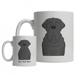 Neapolitan Mastiff Cartoon Mug