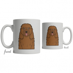 Otterhound Coffee Mug