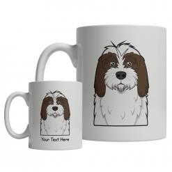 Petit Basset Griffon Vendeen Cartoon Mug