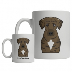 Plott Hound Cartoon Mug