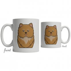 Pomapoo Coffee Mug