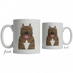 Presa Canario Coffee Mug