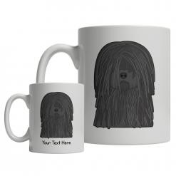 Puli Cartoon Mug