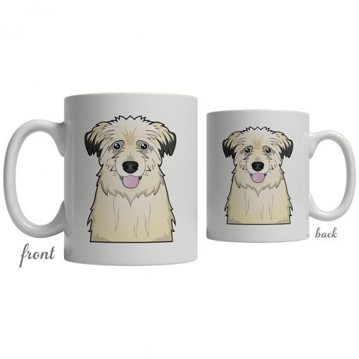 Pyrenean Shepherd Coffee Mug