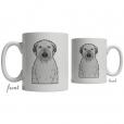 Scottish Deerhound Coffee Mug