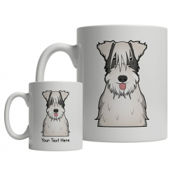 Sealyham Terrier Cartoon Mug