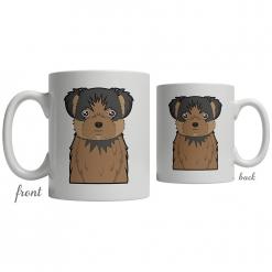Shorkie Coffee Mug