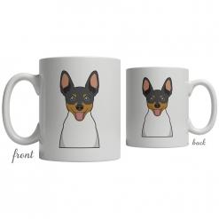 Toy Fox Terrier Coffee Mug