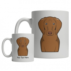 Vizsla Cartoon Mug