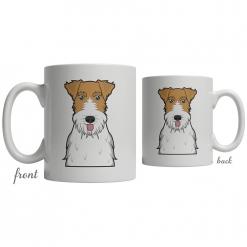 Wire Fox Terrier Coffee Mug
