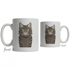 American Bobtail Coffee Mug