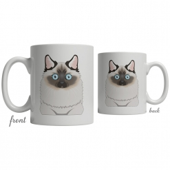 Birman Coffee Mug