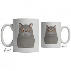 British Shorthair Coffee Mug