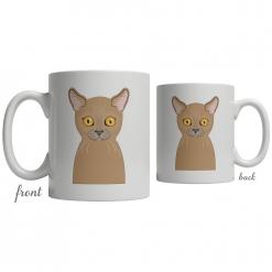 Burmese Coffee Mug