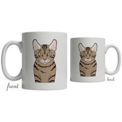 California Spangled Coffee Mug