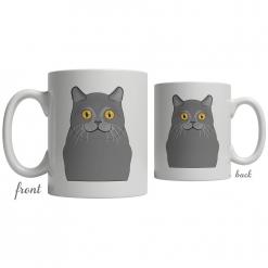 Chartreux Coffee Mug