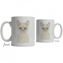 Colorpoint Shorthair Coffee Mug