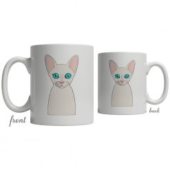 Cornish Rex Coffee Mug
