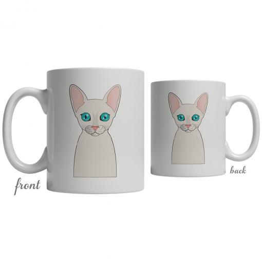 Cornish Rex Coffee Mug