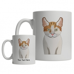 Manx Cartoon Mug