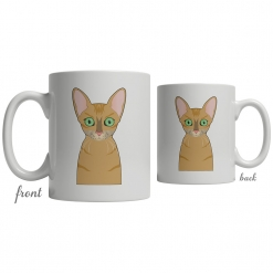 Oriental Shorthair Coffee Mug