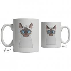 Siamese Coffee Mug