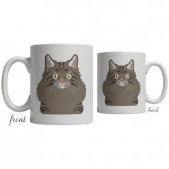 Siberian Coffee Mug