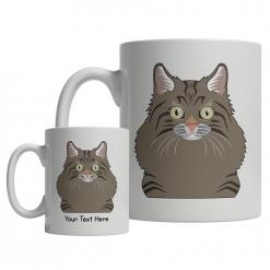 Siberian Cartoon Mug
