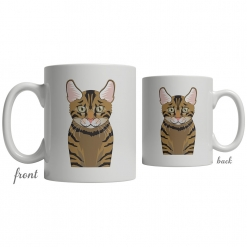 Toyger Coffee Mug