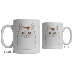 Turkish Van Coffee Mug