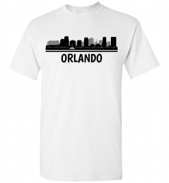 Orlando, FL Skyline T-Shirt