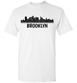 Brooklyn, NY Skyline T-Shirt