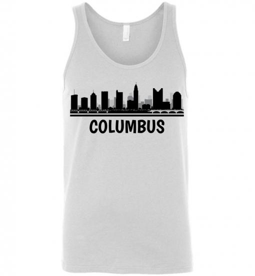 Columbus, OH Skyline T-Shirt