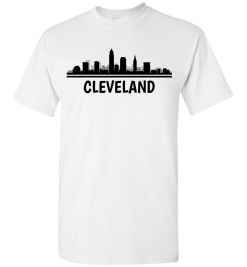 Cleveland, OH Skyline T-Shirt