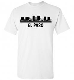 El Paso, TX Skyline T-Shirt