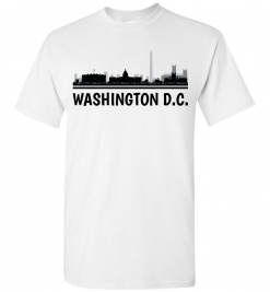 Washington, D.C. Skyline T-Shirt